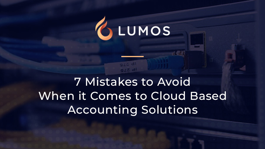 cloud based accounting solutions software