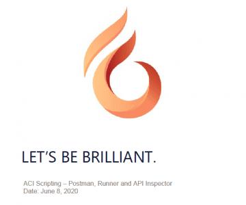 ACI Scripting – Postman, Runner and API Inspector