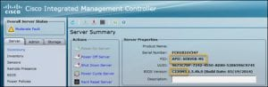 Upgradethe CIMC Firmware for an APIC