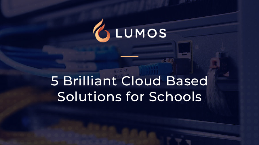 cloud solutions for schools